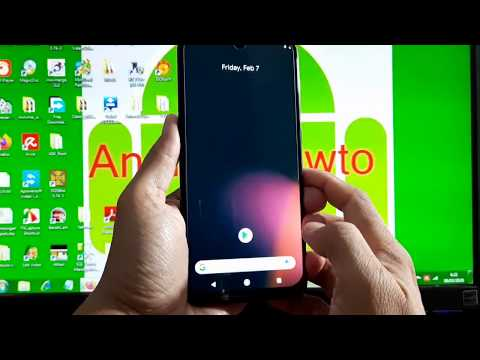GSI ROM Android 10 Q For Samsung Galaxy A50
