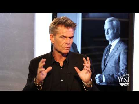 Harry Hamlin on Working with the Writers of 'Mad Men'