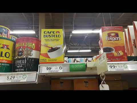 FREE Cafe Bustelo Coffee at Publix
