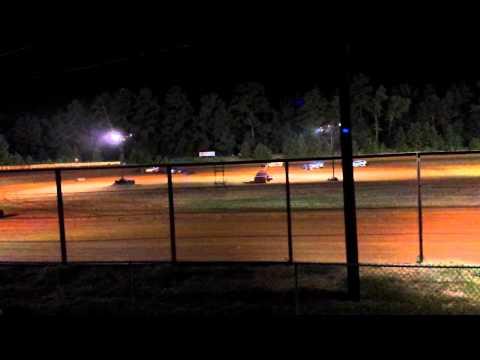 Jackson Hot Laps Sabine Motor Speedway