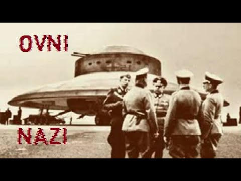 EL OVNI NAZI DE ADOLF HITLEL - ALTO SECRETO II GM 1945