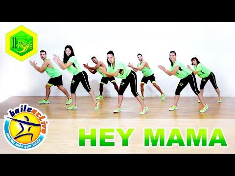 Choreography  Hey Mama - David Guetta,...