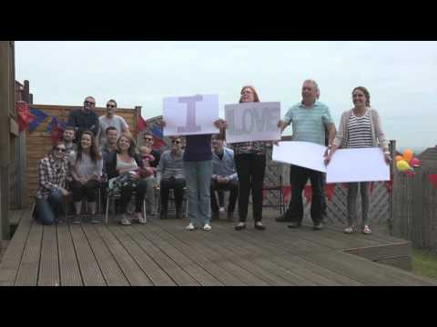 Congratulations Tom and Lisa (Newhaven Tom and Lisa proposal)