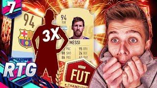MÓJ NAJLEPSZY OPENING W ŻYCIU!   FIFA 19 Ultimate Team RTG [#7]