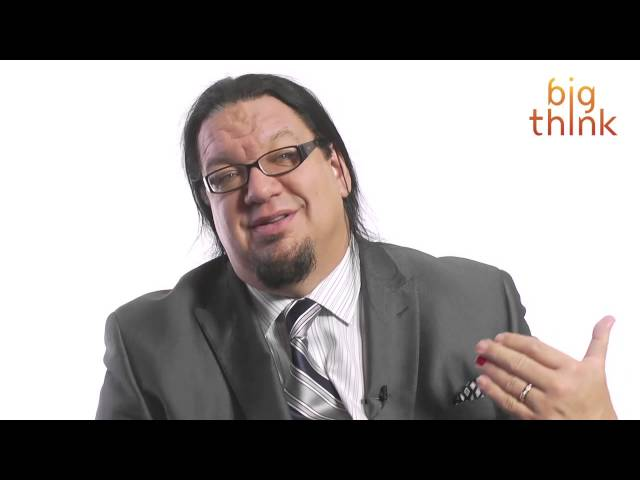 Penn Jillette Lost Over 100 Lbs And Still Eats Wver He Wants Boing