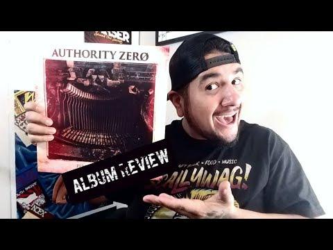 "Album Review- Authority Zero ""Persona Non Grata"" Mp3"