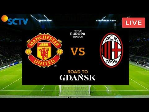 Download [LIVE]🔴 MANCHESTER UNITED VS AC MILAN DI SCTV   LIGA EUROPA 2020/2021   Jum'at, 12 Maret 2021
