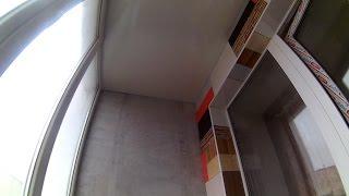 Делаем самый оригинальный балкон на всей планете ч 4(результат)