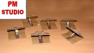 Как сделать простую петарду-прикол (игрушечная мина)(Такое изделие будет хорошей шуткой на 1 апреля!, 2014-03-06T17:36:22.000Z)