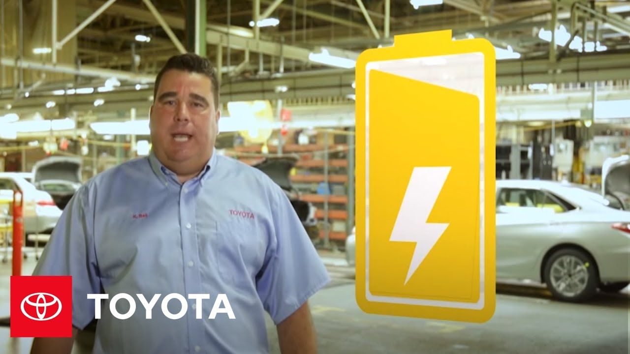 TOYOTA Celebrates Energy Excellence for 11th Consecutive Year | Toyota