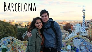 Our Time In Barcelona | Summer Travel Vlog 2016