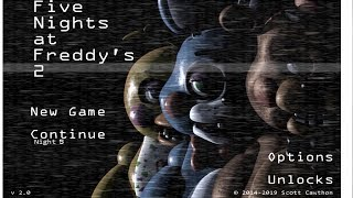 LIVE FNAF 2 iOS Remastered Gameplay (1st To Stream It)