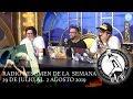 RADIO RESUMEN 29 DE JULIO al  2 AGOSTO 2019 - EL PULSO DE LA REPÚBLICA