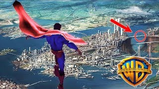 NEW SUPERMAN OPEN WORLD GAME COMING 2018?! RELEASE DATE , CHARACTERS AND TALK ON NEW 2018 RELEASE!