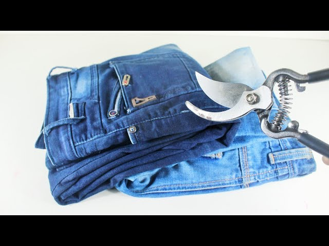 ?????? ????? ??????? ???? ???????? ?????? | Awesome Craft Idea Of Jeans
