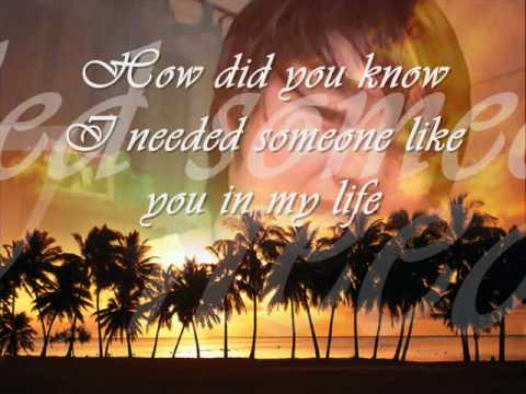 How Did You Know with lyrics by: Aiza Seguerra