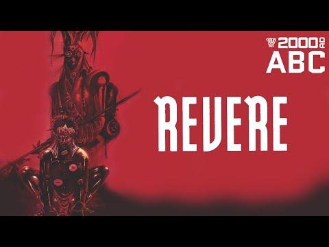 The 2000 AD ABC #73: Revere