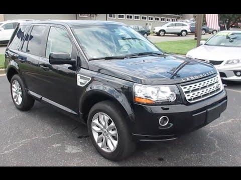 2014 Land Rover LR2 HSE Walkaround, Start up, Tour and Overview