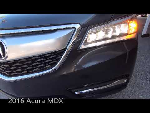 Acura Fort Myers >> Used 2016 Acura Mdx Near Fort Myers And Cape Coral