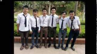 Kỉ niệm thời sinh viên, Lớp K6 QLĐĐ-B, Trường Cao đẳng Kinh tế - kĩ Thuật (2010 - 2013)