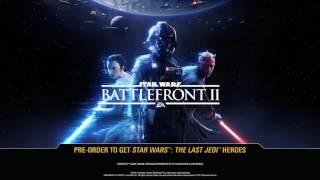 STAR WARS BATTLEFRONT 2 - Трейлер-тизер