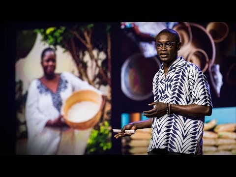 A forgotten ancient grain that could help Africa prosper | Pierre Thiam