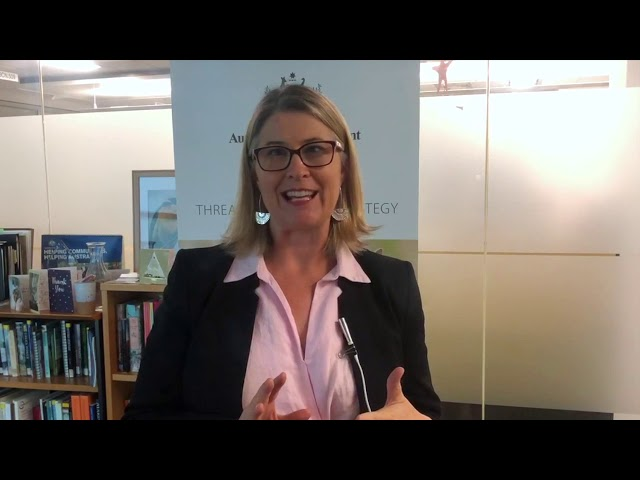 Dr Sally Box - Numbats in the Neighbourhood