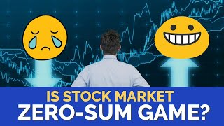 Is the stock market Investing a Zero-Sum Game? (Animated)