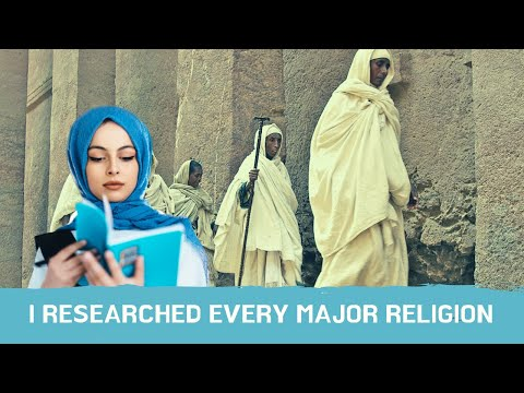 I Researched Every Major Religion And Chose Islam || My Revert Story