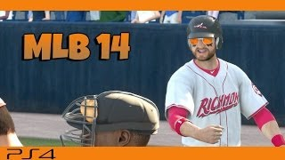 MLB 14 Road to the Show PS4   Called Up [EP 7]