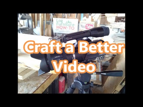 How-to Make A Better Video by Mitchell Dillman