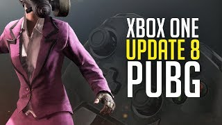 Another Update for PUBG Xbox One! Vaulting and Roadkilling Fixed + Sensitivity