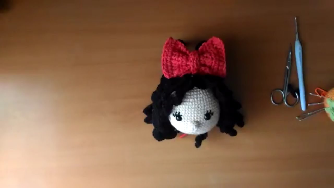 Amigurumi Tutorials | How to make AMIGURUMI NOSE !?!? - YouTube | 720x1280
