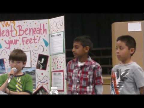 Natural Science Fair @ Fair Elementary School