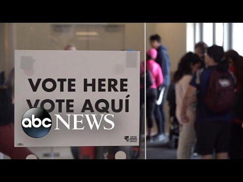 Early Voting Begins In Nevada