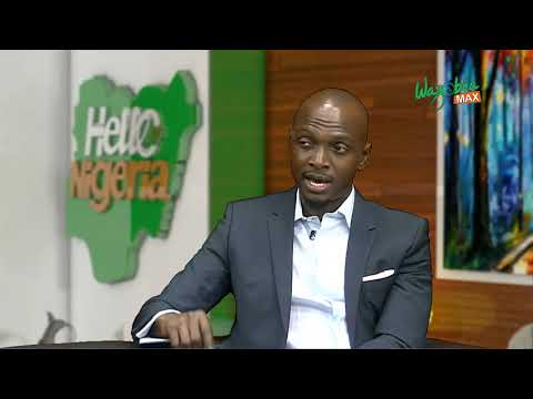 IK OSAKIODUWA SPEAKS ABOUT HOW HE GOT INTO RADIO - HELLO NIGERIA