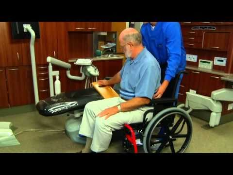 Wheelchair Transfers In The Operatory Video Excerpt Youtube