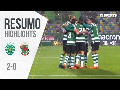 Sporting 2-0 Paços Ferreira (Liga 29ªJ): Resumo