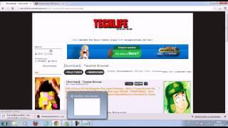 Como baixar e instalar o Taome Browser