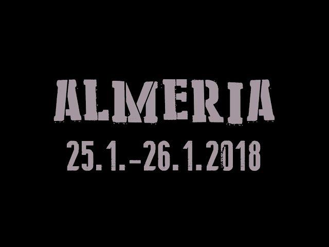 Spain Tour 2018 - Almeria
