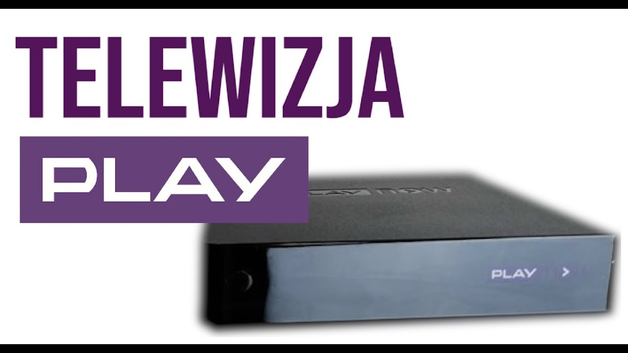NOWOŚĆ! Telewizja od PLAY  za DARMO na 6 miesięcy - PLAY BOX TV | PLAY OD KUCHNI
