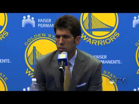 Bob Myers Post-Draft Interview