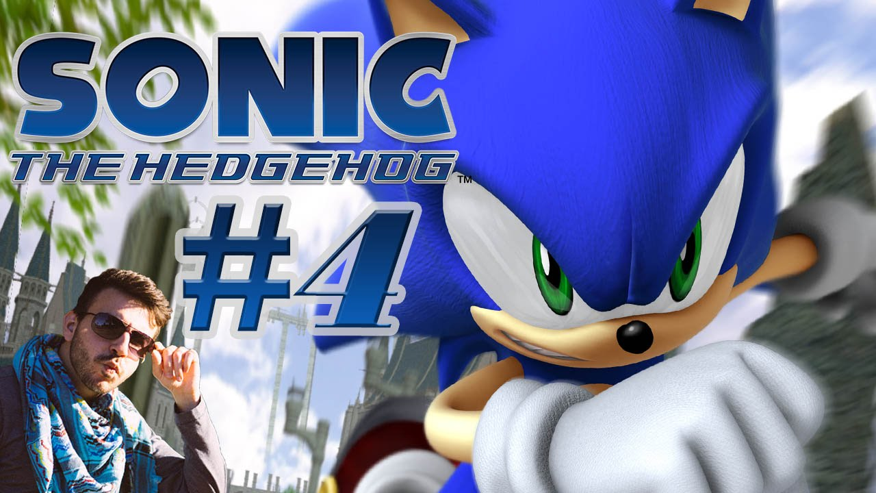Sonic 06 is the best game ever - Funnyjunk