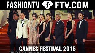 Cannes Film Festival 2015 - Day Nine pt. 2 | FashionTV