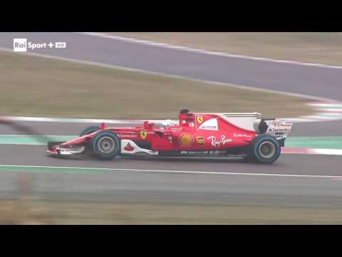 F1 2017 | Sebastian Vettel in action in the Ferrari SF70H, at Fiorano (24.02.17)