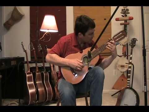 Folk Instrumental for Puerto Rican Cuatro (10-string)