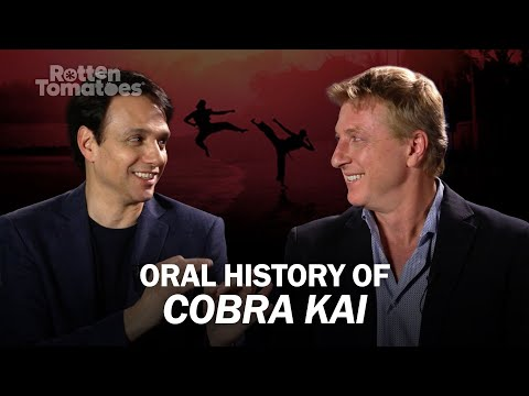 Oral History of 'Cobra Kai' with Ralph Macchio and William Zabka | Rotten Tomatoes