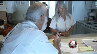 Naples couple says Comcast gave their phone number away