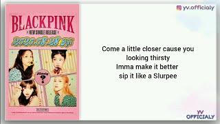Download BLACKPINK - Ice Cream (with Selena Gomez) Easy Lyrics