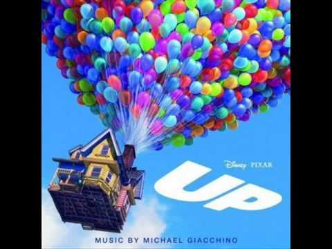 02. We're In The Club Now - Michael Giacchino (Album: Up Soundtrack)